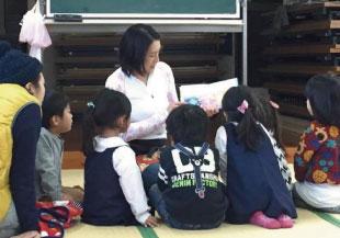 親子英語教室のイメージ